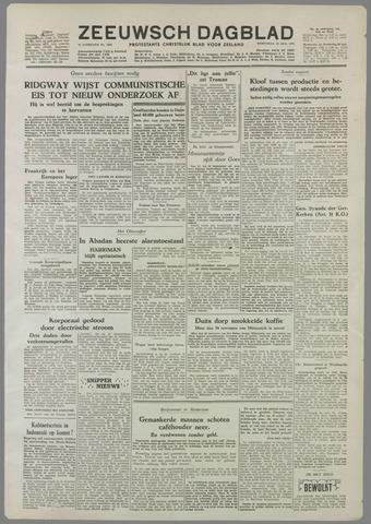 Zeeuwsch Dagblad 1951-08-29