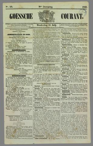 Goessche Courant 1861-07-18