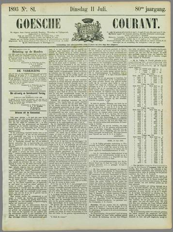 Goessche Courant 1893-07-11