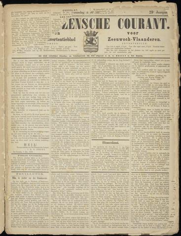 Ter Neuzensche Courant. Algemeen Nieuws- en Advertentieblad voor Zeeuwsch-Vlaanderen / Neuzensche Courant ... (idem) / (Algemeen) nieuws en advertentieblad voor Zeeuwsch-Vlaanderen 1883-01-03