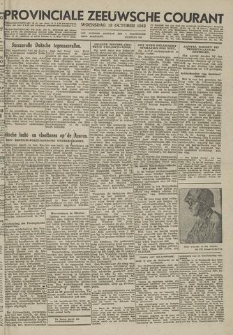 Provinciale Zeeuwse Courant 1943-10-13