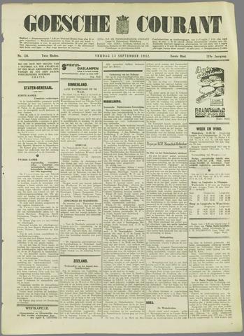 Goessche Courant 1932-09-23