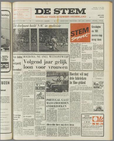de Stem 1974-05-13