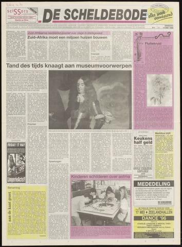 Scheldebode 1996-05-14