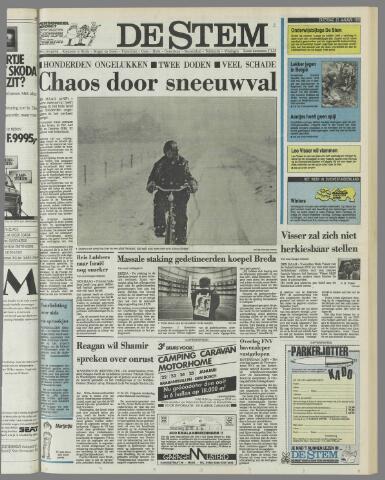 de Stem 1988-01-23