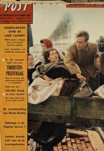 Watersnood documentatie 1953 - tijdschriften 1953-02-08