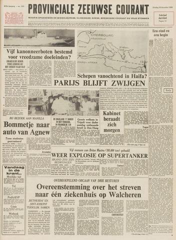 Provinciale Zeeuwse Courant 1969-12-30