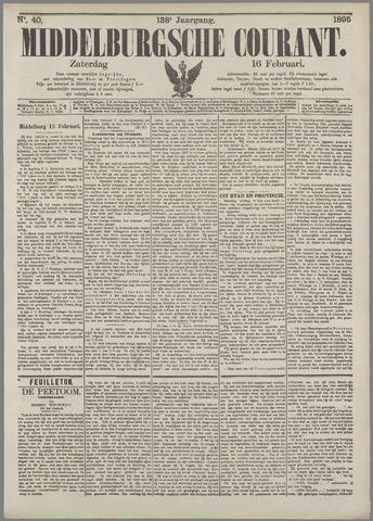 Middelburgsche Courant 1895-02-16