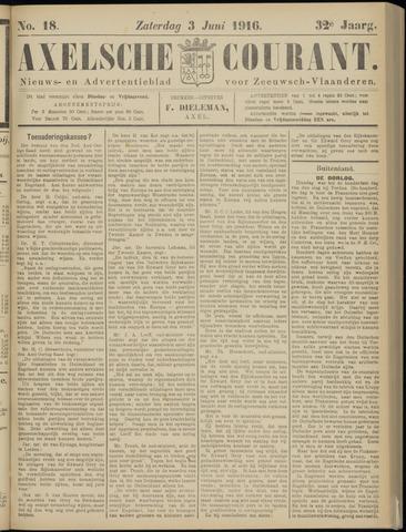 Axelsche Courant 1916-06-03