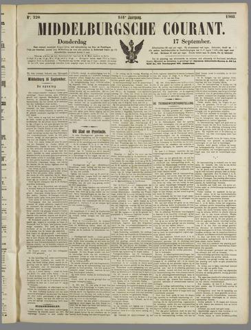 Middelburgsche Courant 1908-09-17