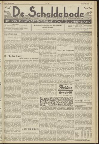 Scheldebode 1960-09-23