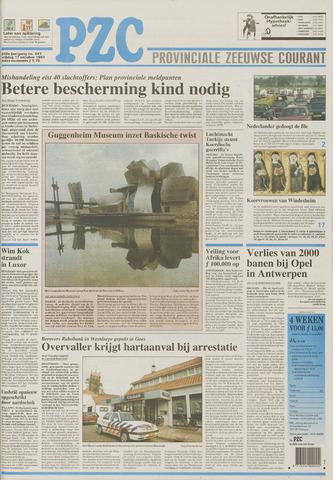 Provinciale Zeeuwse Courant 1997-10-17