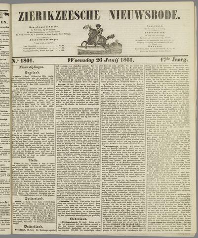 Zierikzeesche Nieuwsbode 1861-06-26