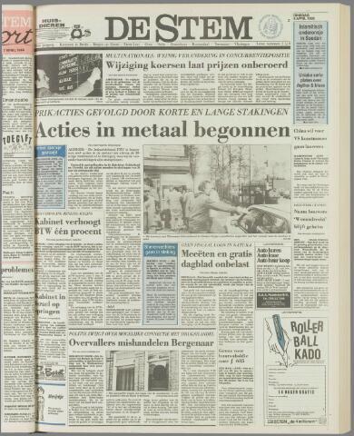 de Stem 1986-04-08