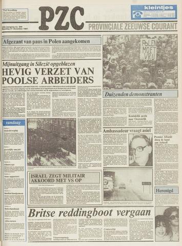 Provinciale Zeeuwse Courant 1981-12-21