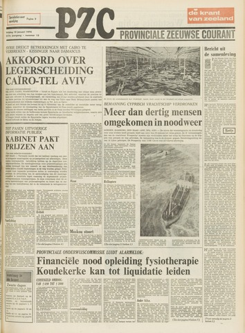 Provinciale Zeeuwse Courant 1974-01-18