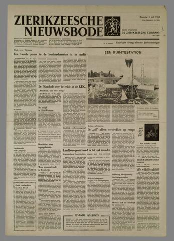 Zierikzeesche Nieuwsbode 1965-07-05