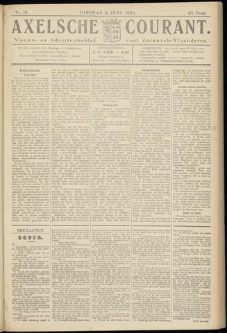 Axelsche Courant 1931-06-02