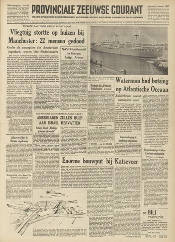 Provinciale Zeeuwse Courant 1957-03-15