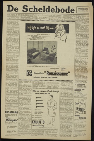 Scheldebode 1961-03-16