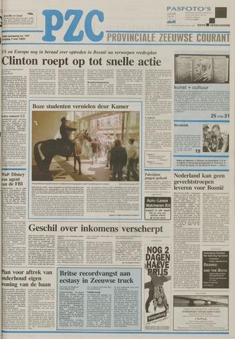Provinciale Zeeuwse Courant 1993-05-07