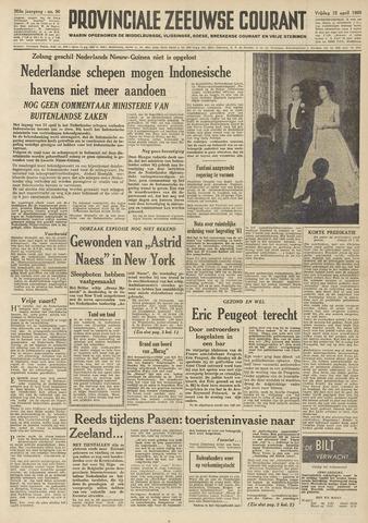 Provinciale Zeeuwse Courant 1960-04-15