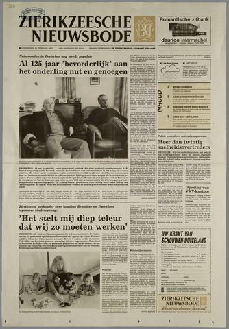Zierikzeesche Nieuwsbode 1993-02-25