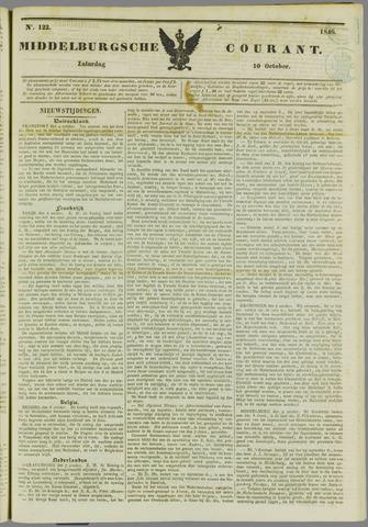 Middelburgsche Courant 1846-10-10