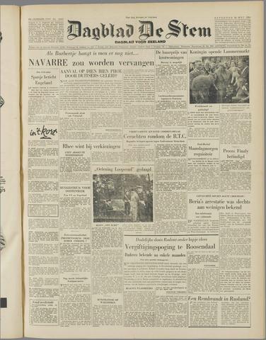 de Stem 1954-05-22