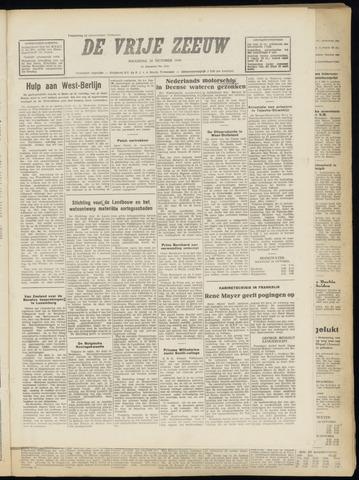 de Vrije Zeeuw 1949-10-24