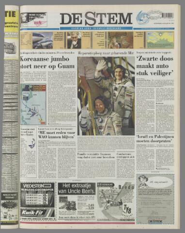 de Stem 1997-08-06