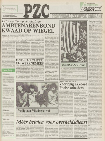 Provinciale Zeeuwse Courant 1981-01-31