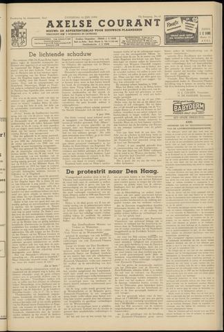 Axelsche Courant 1958-06-14