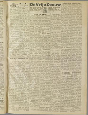 de Vrije Zeeuw 1945-02-10