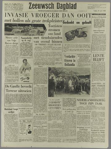 Zeeuwsch Dagblad 1962-04-20