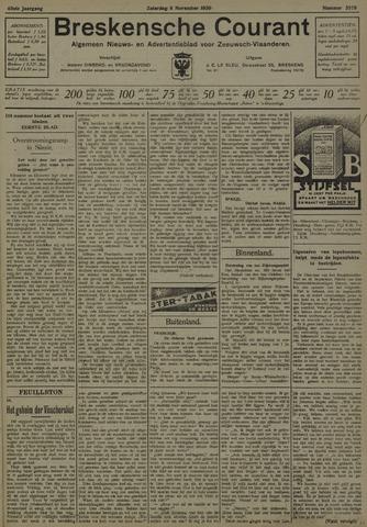 Breskensche Courant 1930-11-08