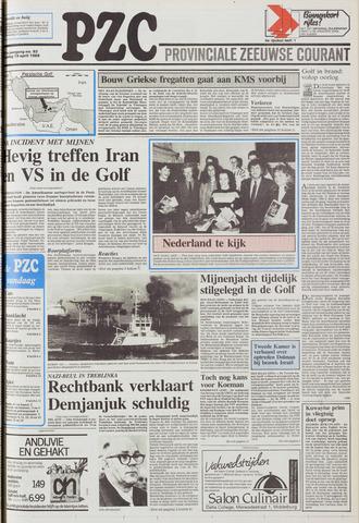 Provinciale Zeeuwse Courant 1988-04-19
