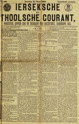 Ierseksche en Thoolsche Courant 1902-03-22