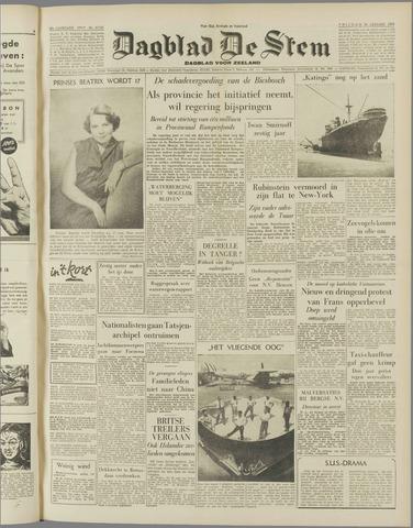 de Stem 1955-01-28