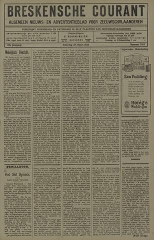 Breskensche Courant 1924-03-29