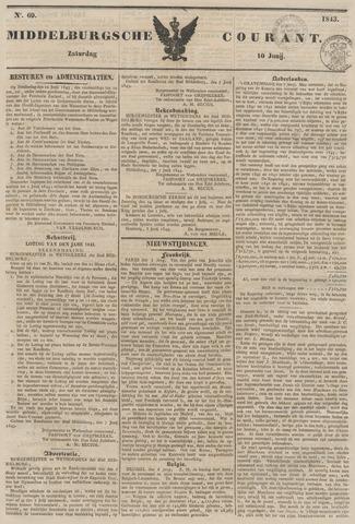 Middelburgsche Courant 1843-06-10