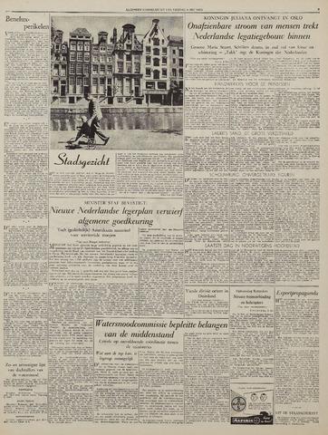 Watersnood documentatie 1953 - kranten 1953-05-08