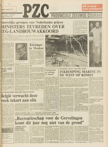 Provinciale Zeeuwse Courant 1974-03-25