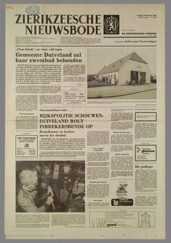 Zierikzeesche Nieuwsbode 1982-02-26