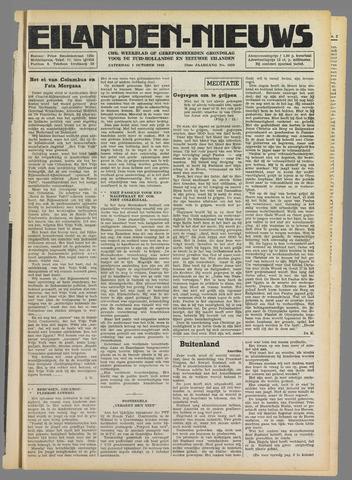 Eilanden-nieuws. Christelijk streekblad op gereformeerde grondslag 1949-10-01