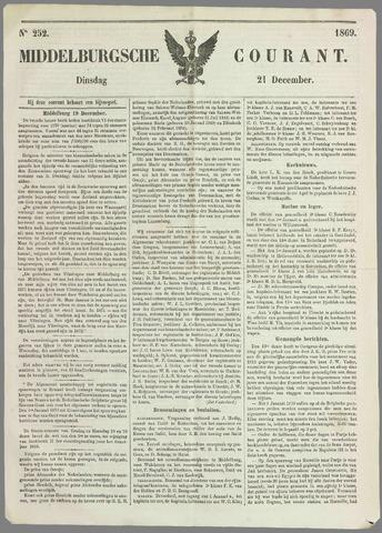 Middelburgsche Courant 1869-12-21