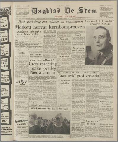 de Stem 1962-07-23