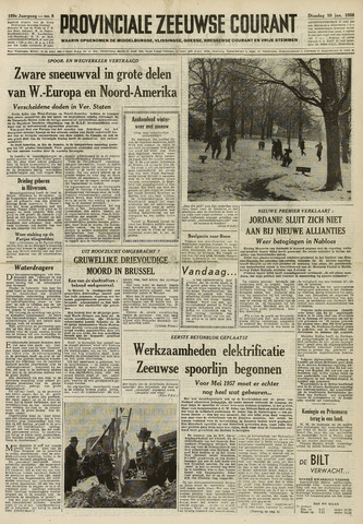 Provinciale Zeeuwse Courant 1956-01-10