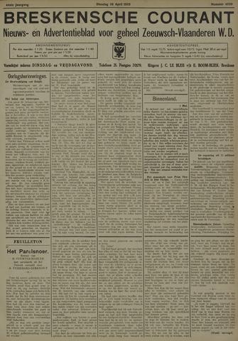 Breskensche Courant 1935-04-30