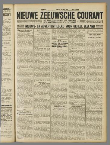 Nieuwe Zeeuwsche Courant 1930-04-15